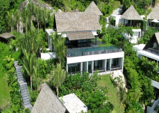 Phuket Private Waterfront Villa Villa Yang Kamala