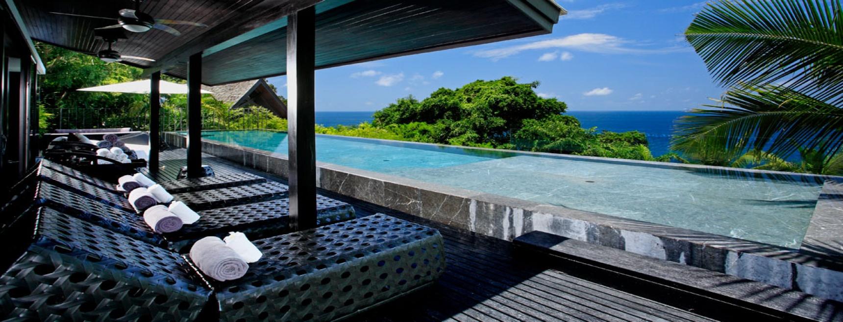 Phuket Private Waterfront Villa Villa Yang Kamala