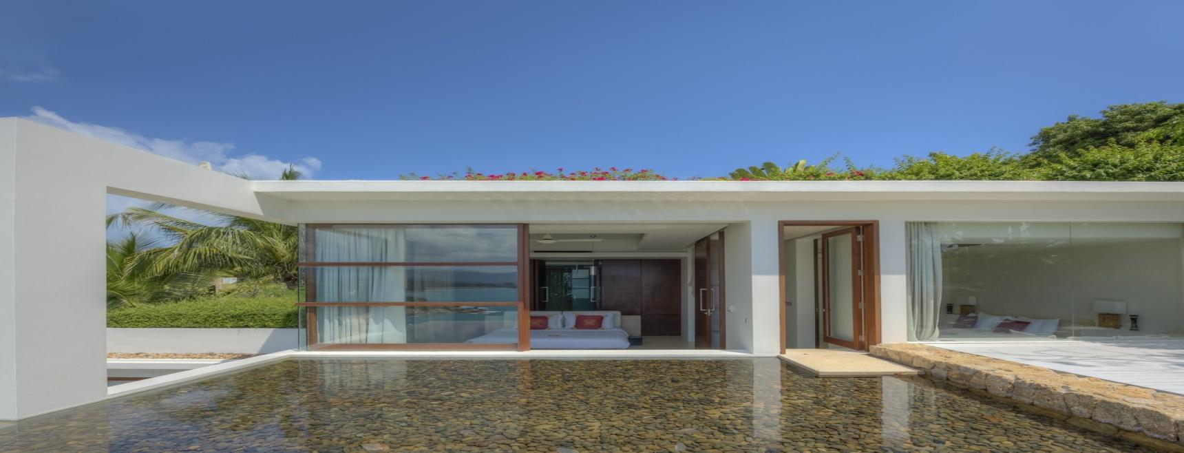 Choeng Mon, North East, Koh Samui, 4 Bedrooms Bedrooms, ,Villa,Holiday Villa Rentals,1111