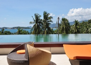 7 Bedrooms, Villa, Holiday Villa Rentals, Listing ID 1118, Choeng Mon, North East, Koh Samui,