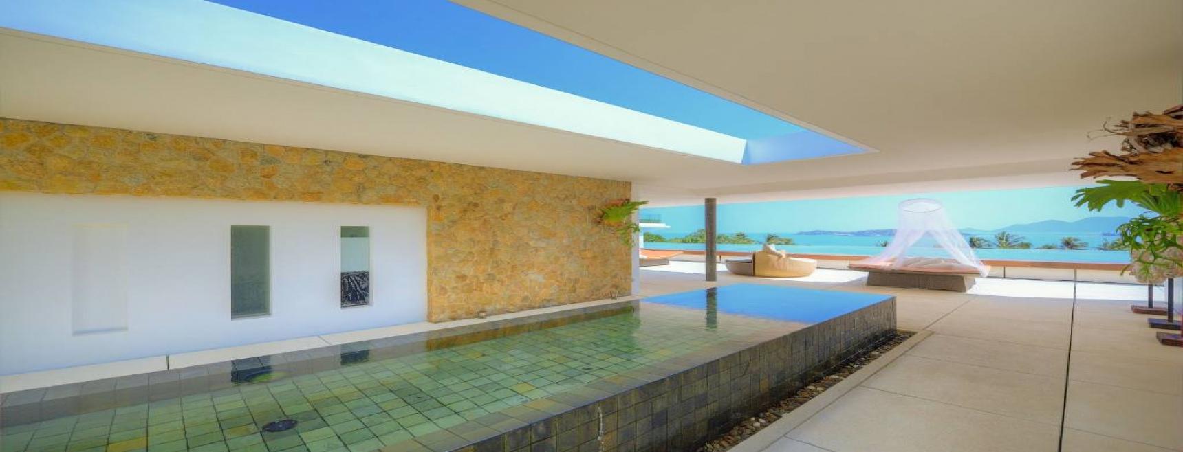 7 Bedrooms, Villa, Holiday Villa Rentals, Listing ID 1118, Choeng Mon, North East, Koh Samui,