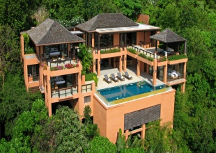 3 Bedrooms, Villa, Residential Sales, 4 Bathrooms, Listing ID 1162, Cape Panwa, South East, Phuket,