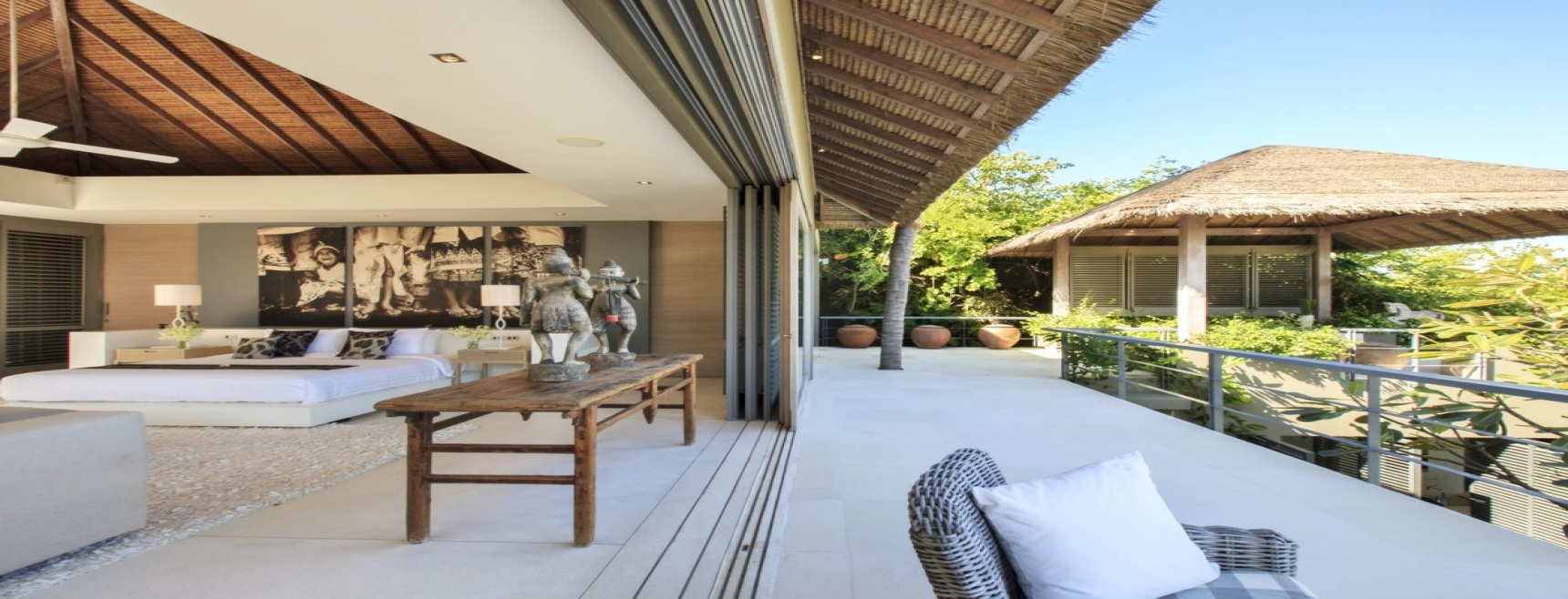 Ultra-stylish architectural designs and natural elegance