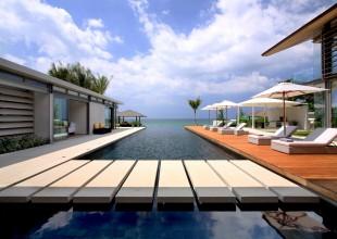 Distinctive luxury beachside appeal