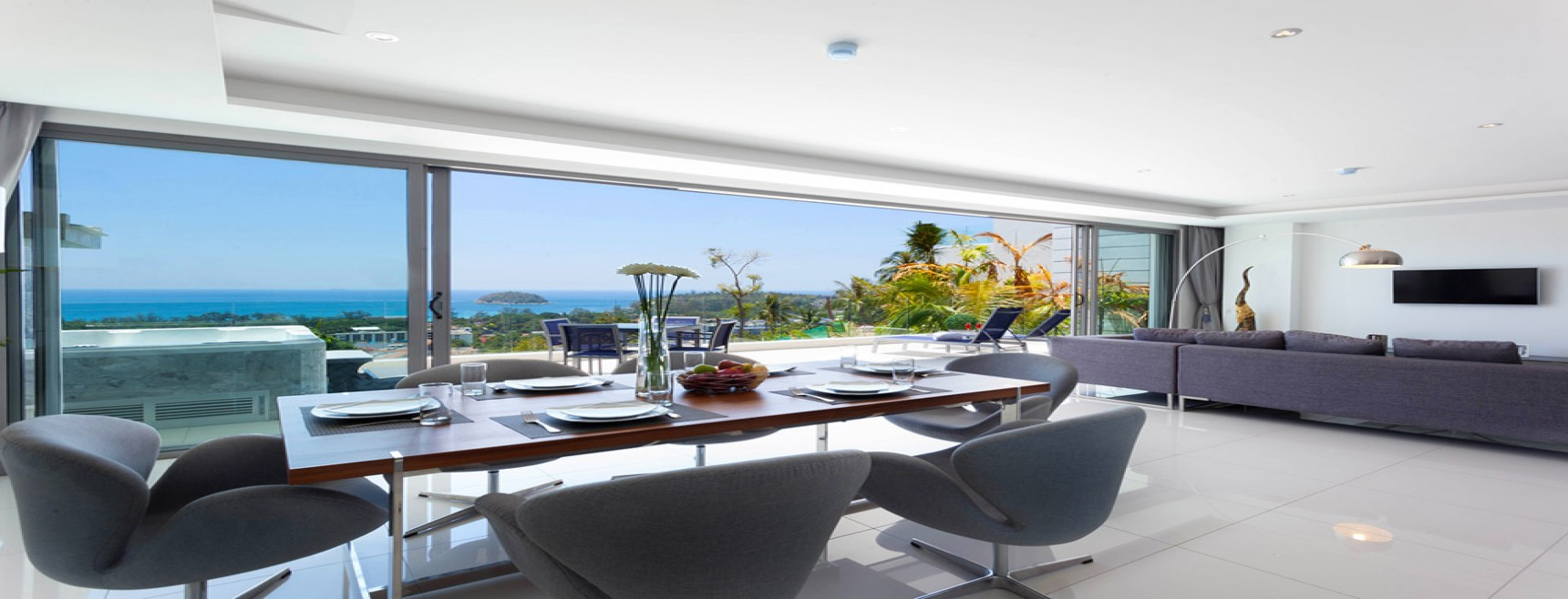 The View sea view Penthouse Phuket