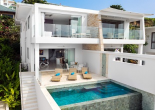 Samui Sunset Lagoon Villa 2 - 4 Bedroom (Thai-Real.com)
