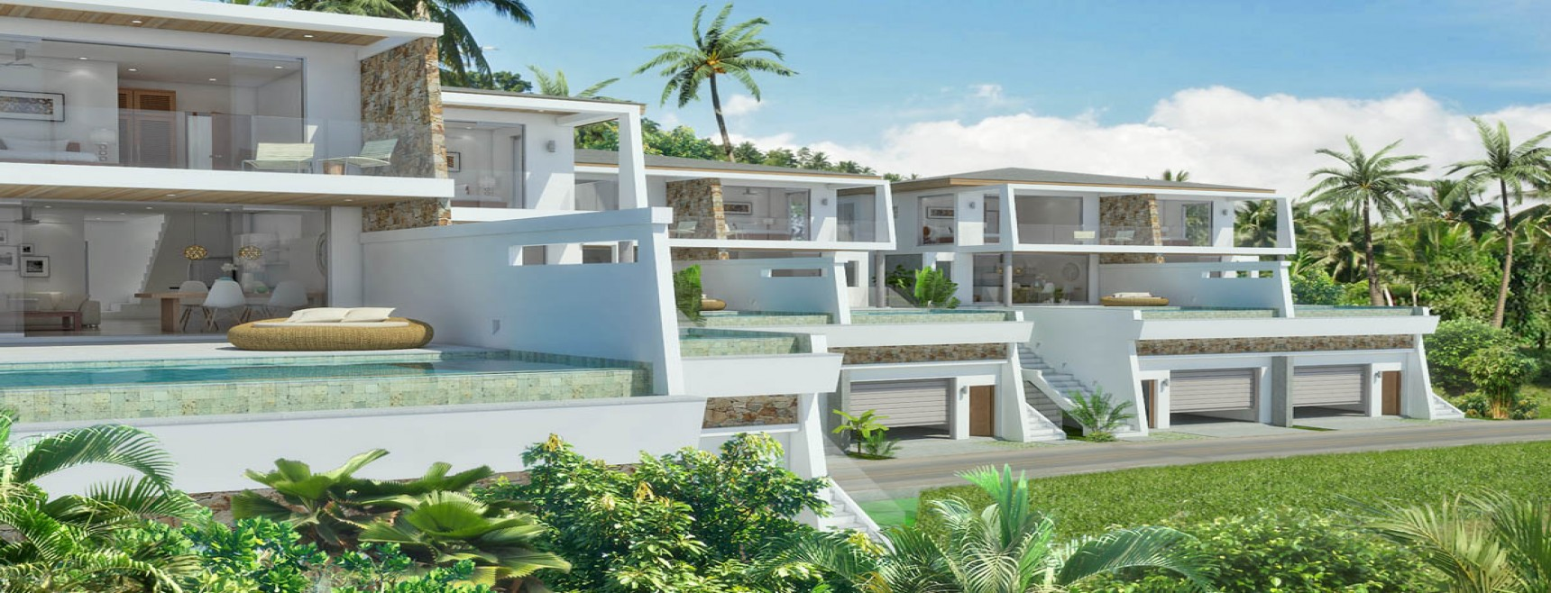 4 Bedrooms, Villa, Residential Sales, 4 Bathrooms, Listing ID 1255, Plai Laem, North East, Koh Samui,