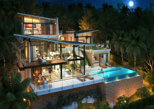 6 Bedrooms, Villa, Residential Sales, 7 Bathrooms, Listing ID 1281, Koh Samui,