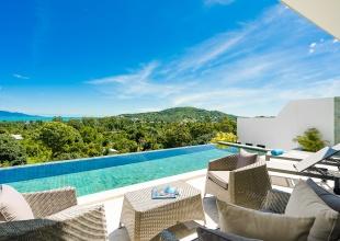 Ocean 180 Sea View Villa For Sale Bophut (Thai-Real.com)