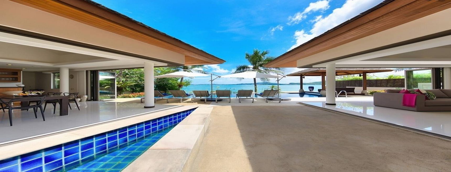 4 Bedrooms, Villa, Holiday Villa Rentals, Listing ID 1296