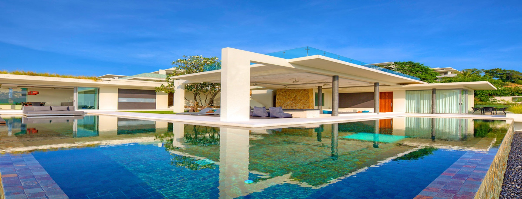 Luxury Modern Villa in Gated Community Koh Samui (Thai-Real.com)