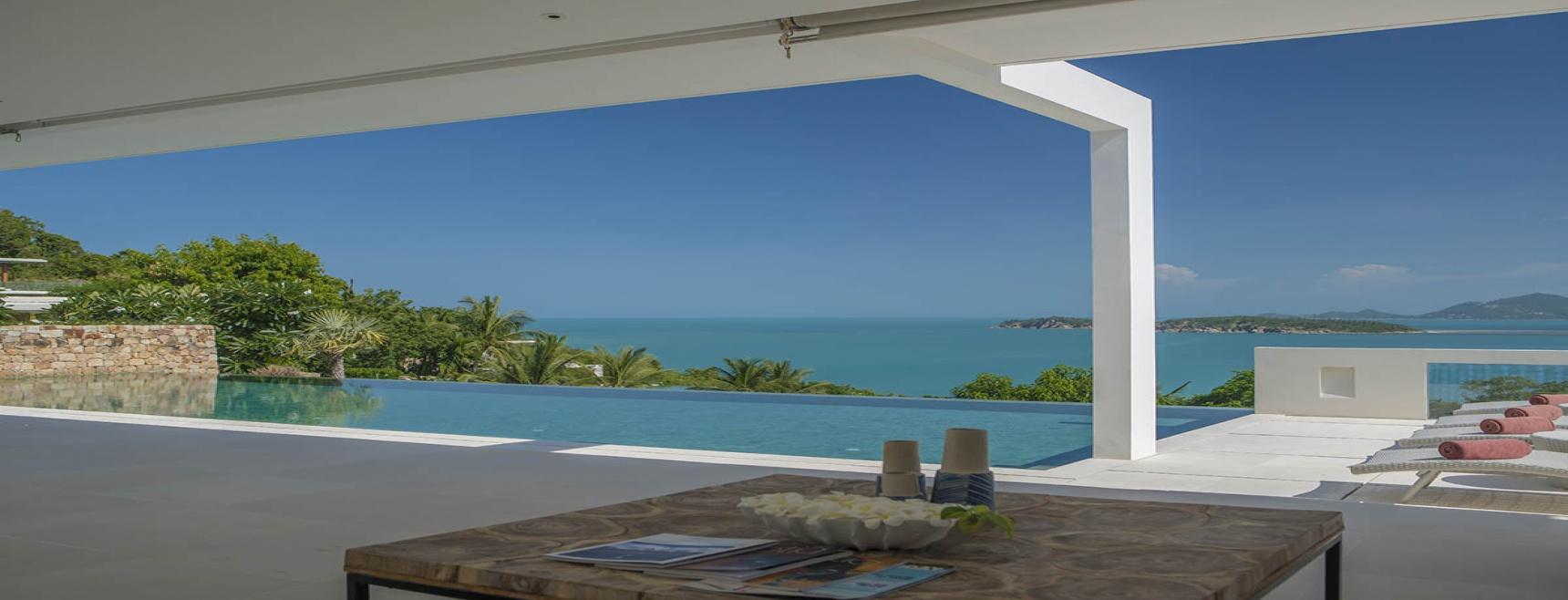 Koh Samui, luxury, property, real estate, villa, Samujana estate