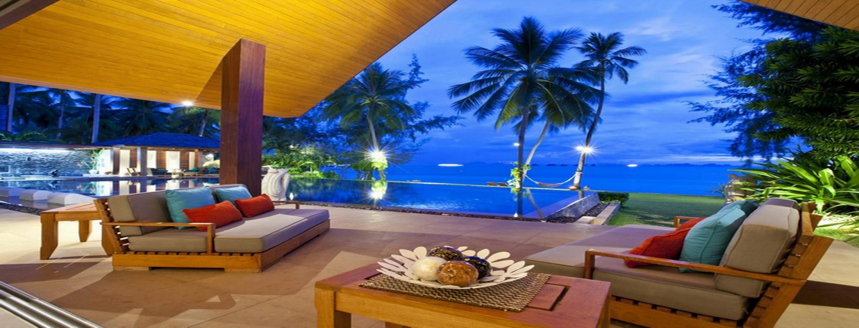 8 Bedrooms, Villa, Holiday Villa Rentals, Listing ID 1332, Lipa Noi, South West, Koh Samui,
