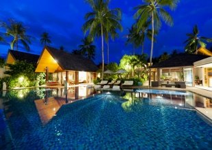 8 Bedrooms, Villa, Holiday Villa Rentals, Listing ID 1332, Lipa Noi, South West, Koh Samui,
