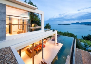 4 Bedrooms, Villa, Residential Sales, 5 Bathrooms, Listing ID 1034, Choeng Mon, North East, Koh Samui,