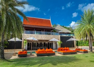 7 Bedrooms, Villa, Holiday Villa Rentals, Listing ID 1347, Taling Ngam, South West, Koh Samui,