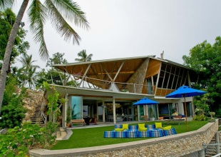 5 Bedrooms, Villa, Residential Sales, 5 Bathrooms, Listing ID 1363, Taling Ngam, South West, Koh Samui,