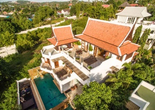 6 Bedrooms, Villa, Residential Sales, 7 Bathrooms, Listing ID 1374, Big Buddha, North East, Koh Samui,