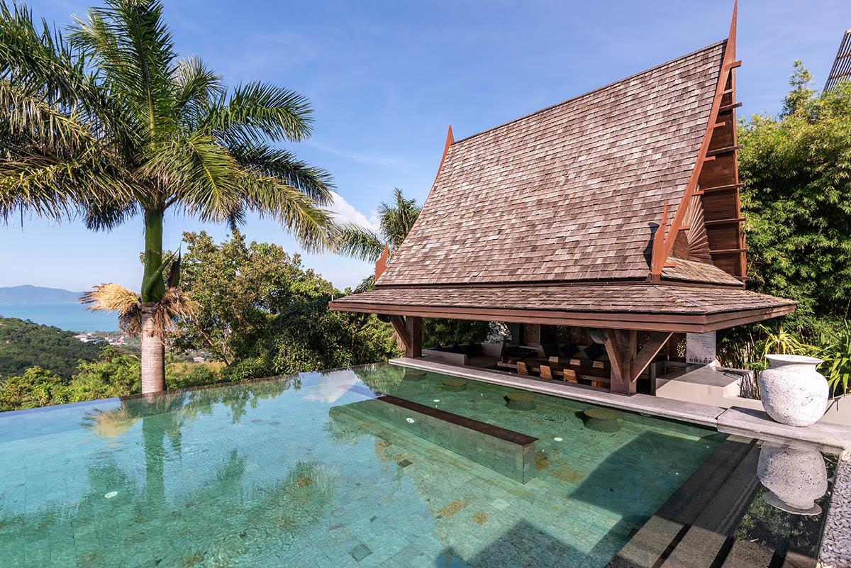 Suralai - Koh Samui Luxury Villa For Sale (Thai-Real.com)
