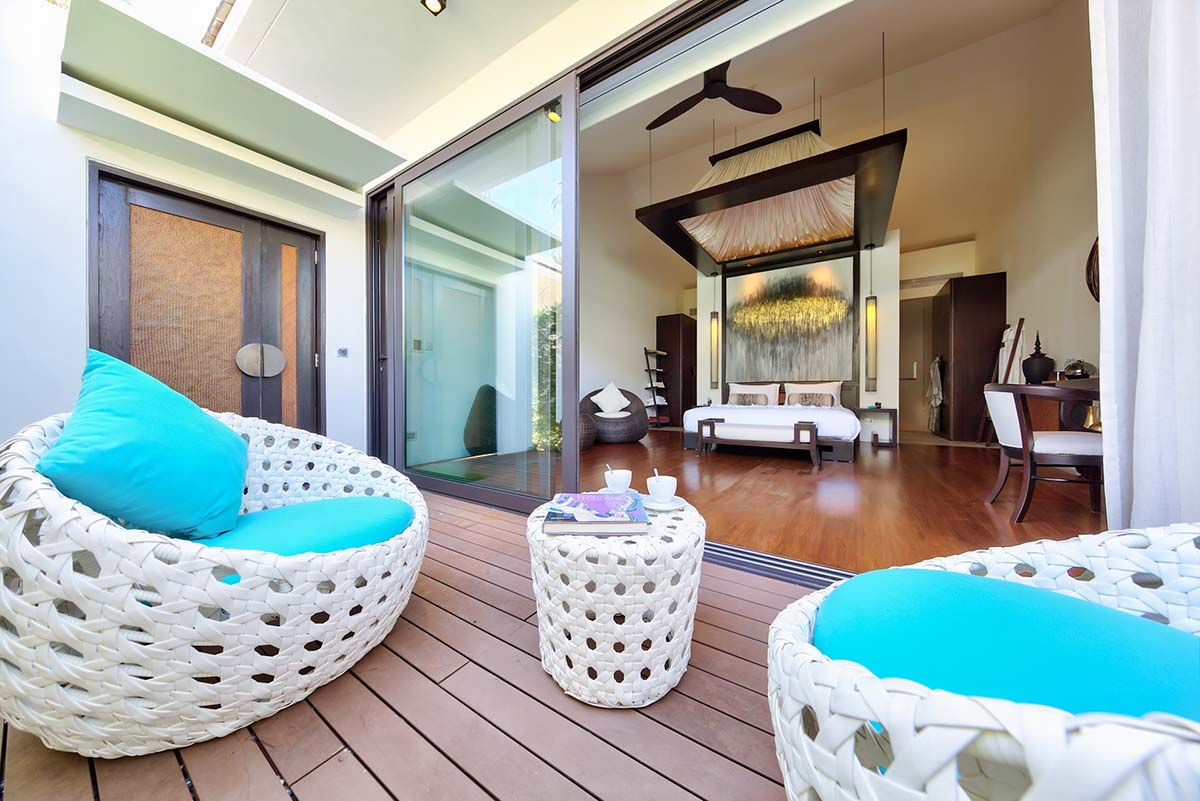 Luxury Beach Villa For Sale Huatanon Koh Samui by Thai-Real.com