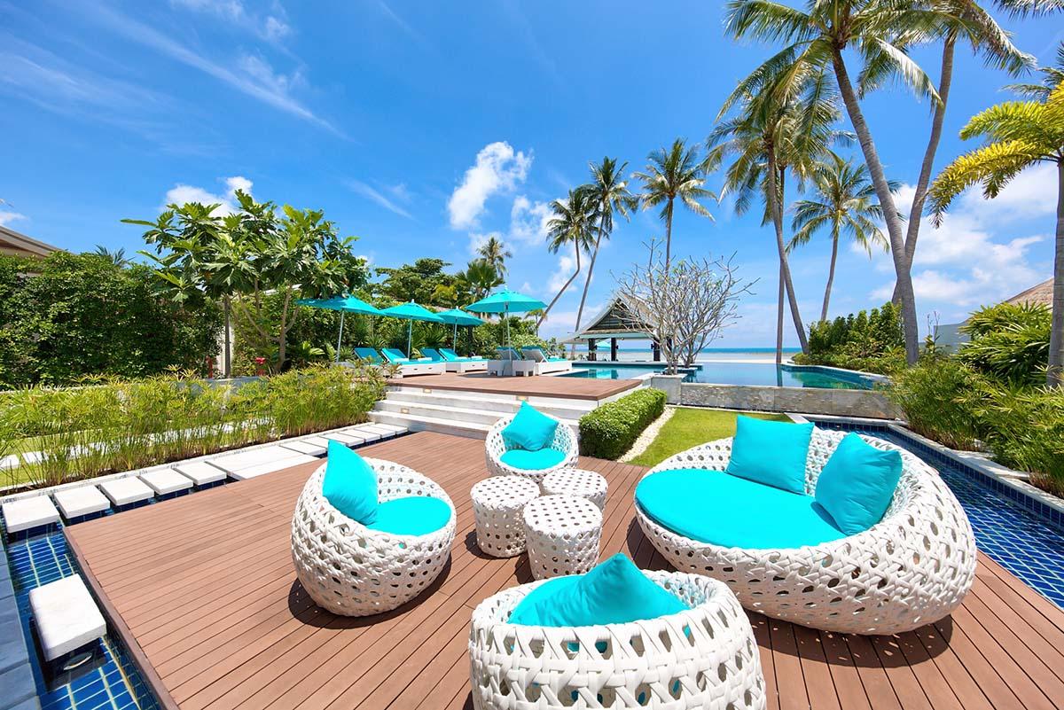 Luxury Beach Villa For Sale Huatanon Koh Samui By Thai