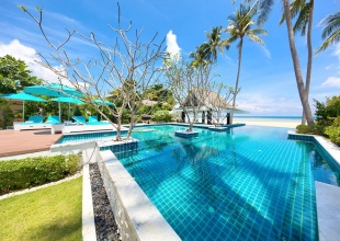 Luxury Beach Villa For Sale Huatanon Koh Samui by Thai-Real.com