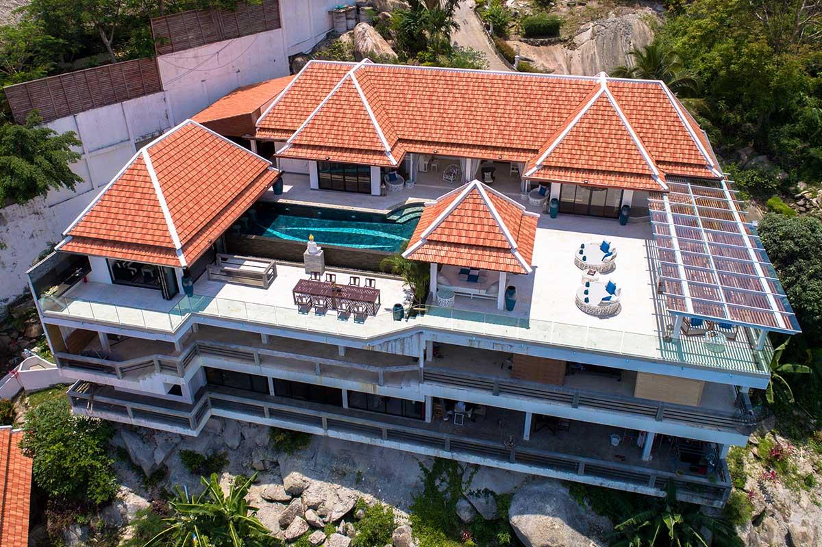 Villa Nirvana For Sale Koh Samui by Thai-Real.com