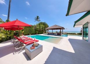Baan Flora Shiva Samui - Luxury Beach Villa For Sale by Thai-Real.com