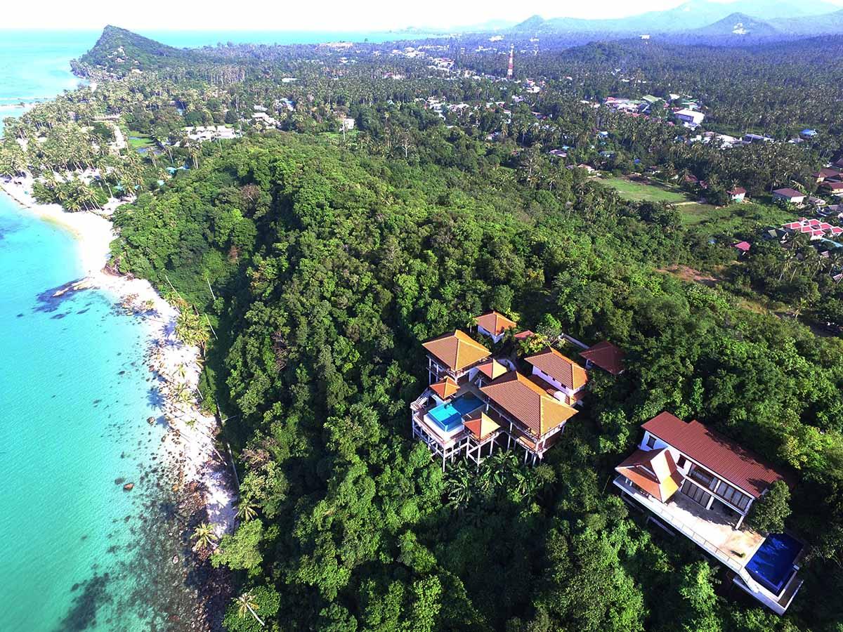 the david beckham villa koh samui for sale (thairealcom).