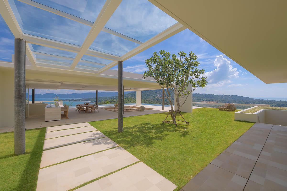 Luxury Modern Architecture Villa Choeng Mon Koh Samui (Thai-Real.com)