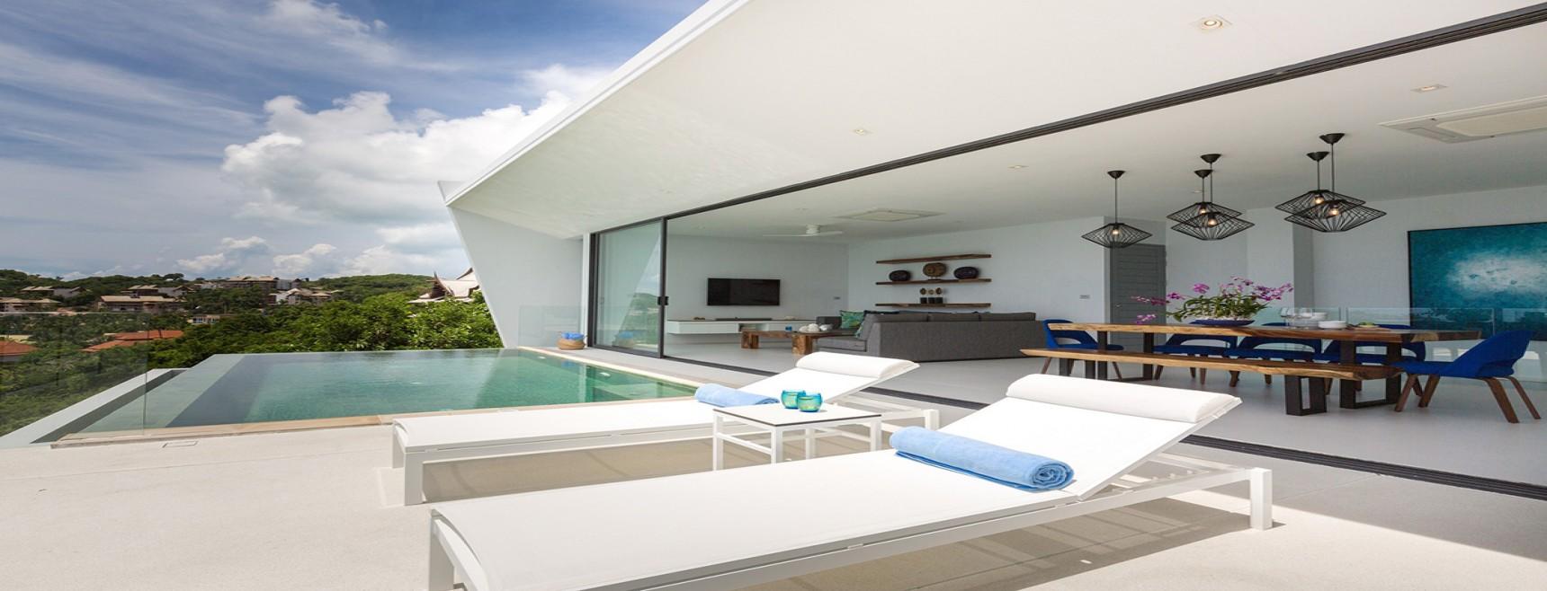 4 Bedrooms, Villa, Residential Sales, 4 Bathrooms, Listing ID 1403, Koh Samui,