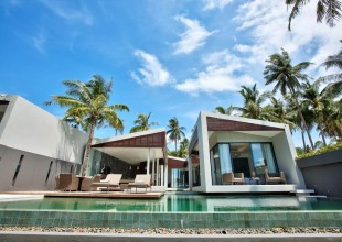 3 Bedrooms, Villa, Residential Sales, 4 Bathrooms, Listing ID 1040, Bang Po, North West, Koh Samui,