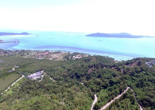 13 Rai For Sale Behind Conrad Resort Koh Samui (Thai-Real.com)