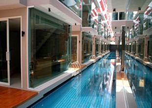 Unique Designer Hotel For Sale Bangrak Koh Samui (Thai-Real.com)