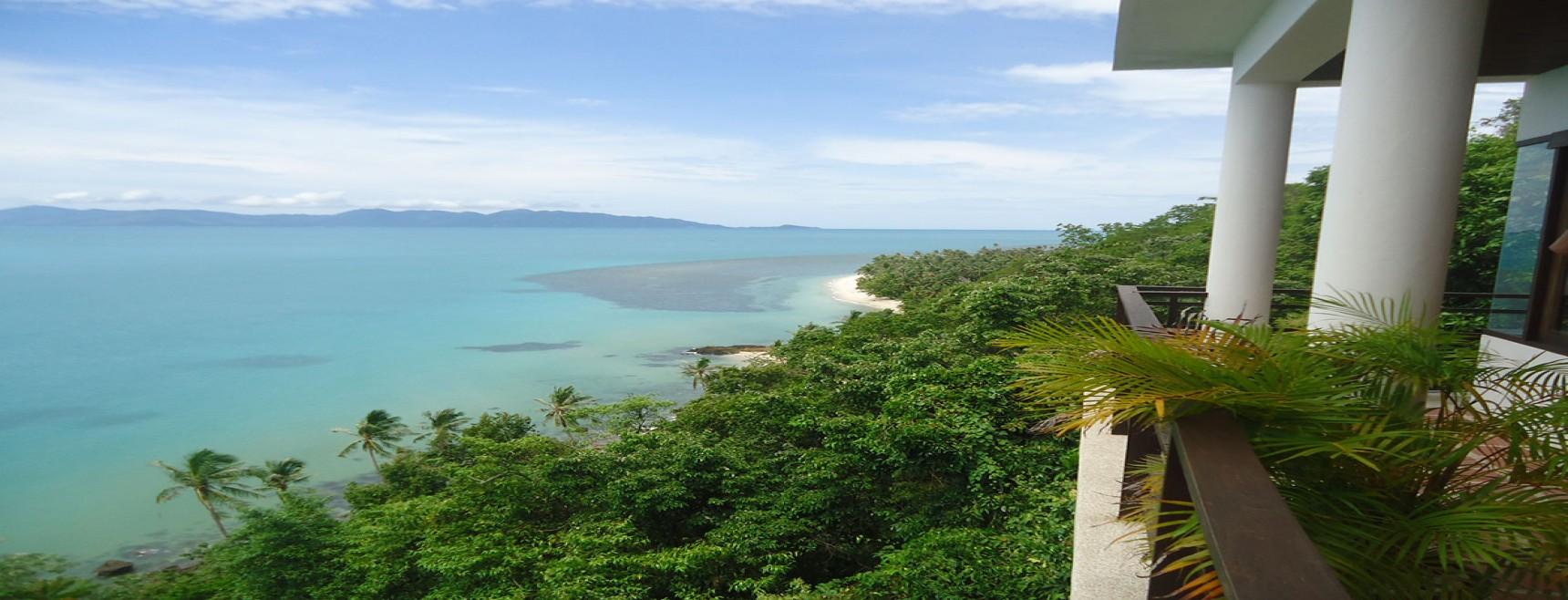 2 Rai For Sale Ban Tai Beach, Koh Samui With Existing Building (Thai-Real.com)