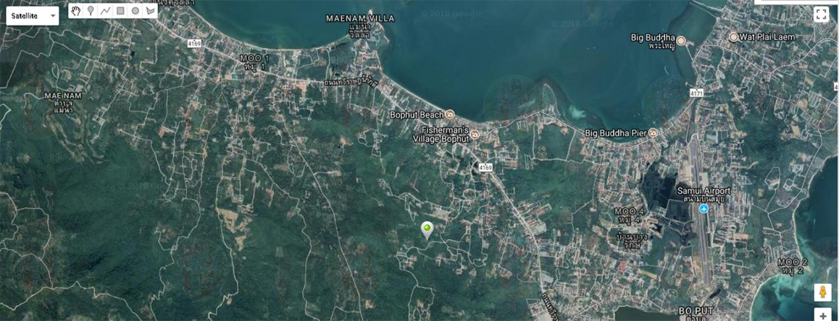 Land, Land Sales, Listing ID 1445, Koh Samui,