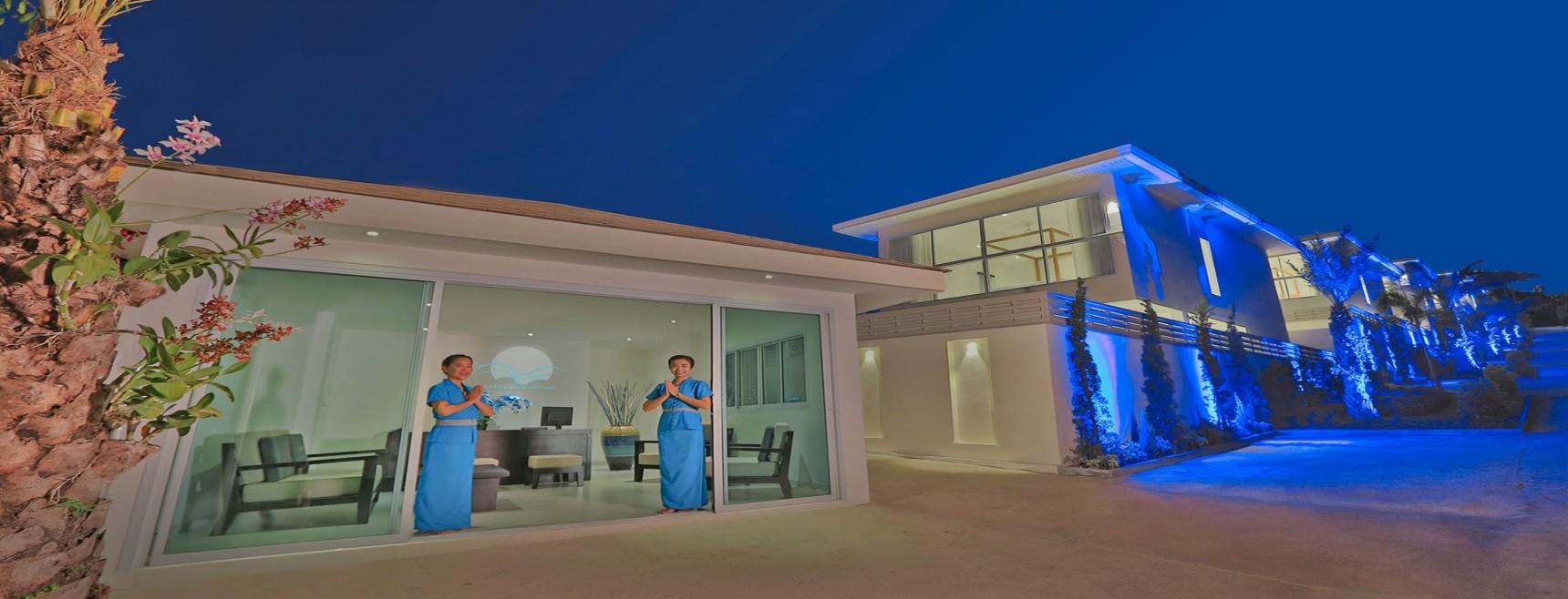 Villa Resort For Sale Choeng Mon Koh Samui (Thai-Real.com)