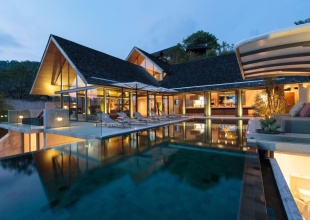 Millionnaires Mile Phuket Luxury Villa For Sale (Thai-Real.com)