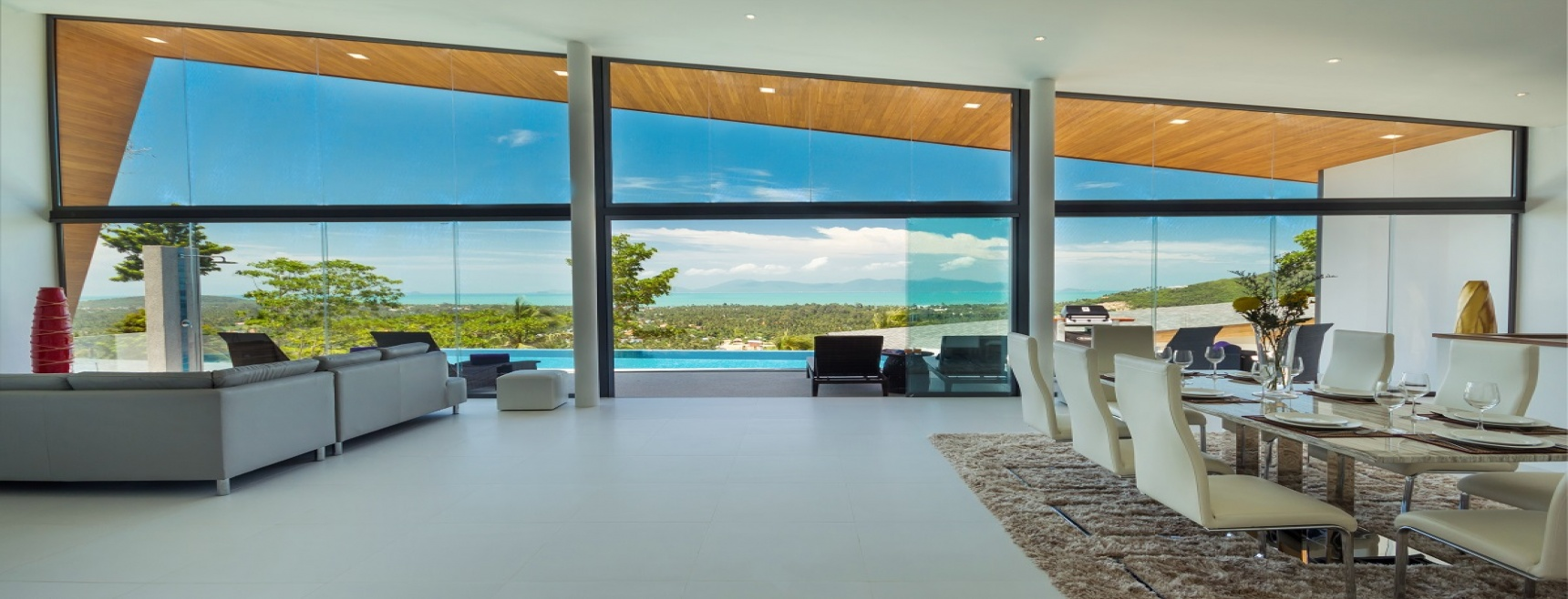 Azur Villas, Koh Samui, luxury villas, sea view