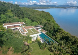 luxury villa, Phuket, cape panwa, exclusive estates