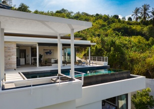 4 Bedrooms, Villa, Residential Sales, 5 Bathrooms, Listing ID 1485, Koh Samui,