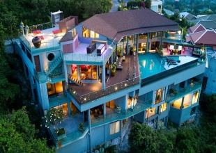 Villa Skyfall, Luxury Property For Sale Koh Samui (Thai-Real.com)