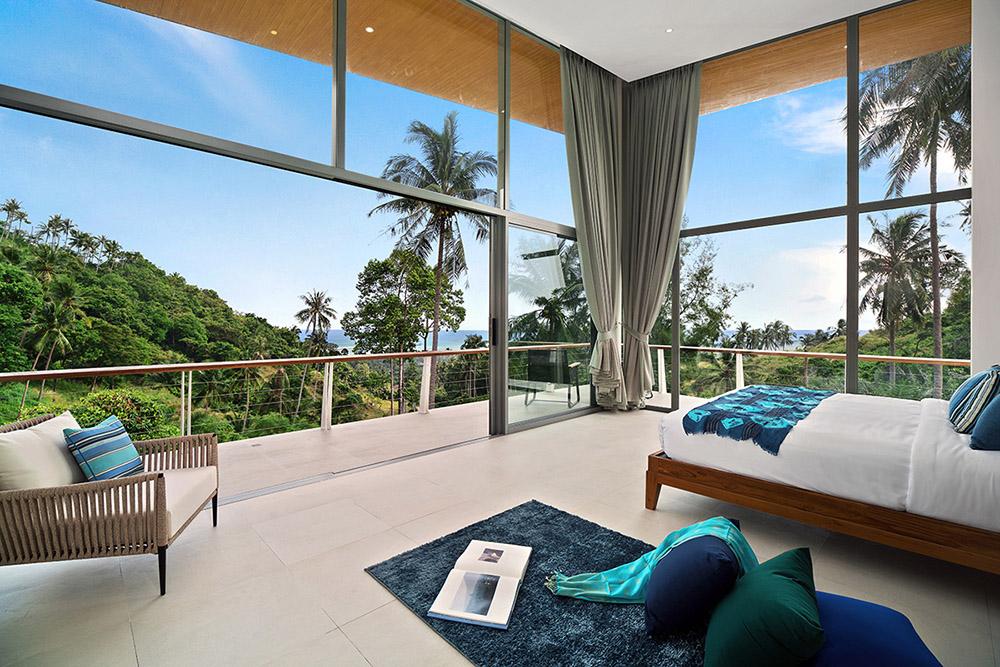 4 Bed Oasis Sea View Villas Koh Samui (Thai-Real.com)