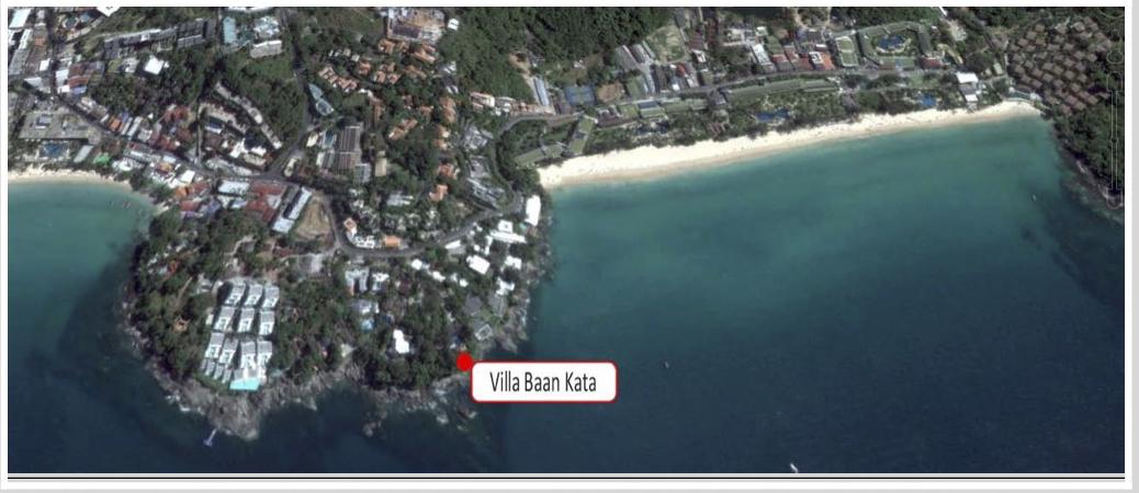 Private Villa In Gated Community Kata, Phuket (Thai-Real.com)
