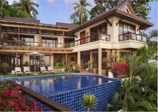 mon tri, Phuket, luxury villa, kata, ocean front