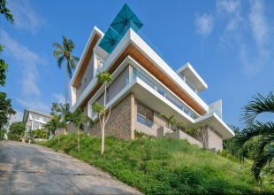 6 Bedrooms, 7 Rooms, Villa, Residential Sales, 7 Bathrooms, Listing ID 1499, Koh Samui,