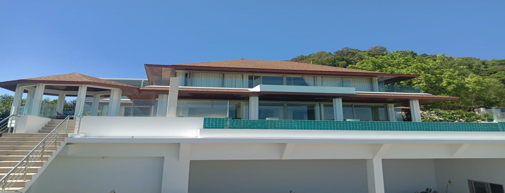 Sea View Villa For Sale Plai Laem, Koh Samui. Narai Kiri (Thai-Real.com)