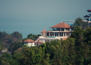 Plai Laem, narai kiri, Koh Samui, villa, for sale, sea view, 5 beds
