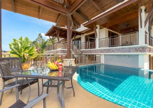 Plai Laem Soi 8, Choeng Mon, North East, Koh Samui, 5 Bedrooms Bedrooms, ,5 BathroomsBathrooms,Villa,Residential Sales,Plai Laem Soi 8,1520