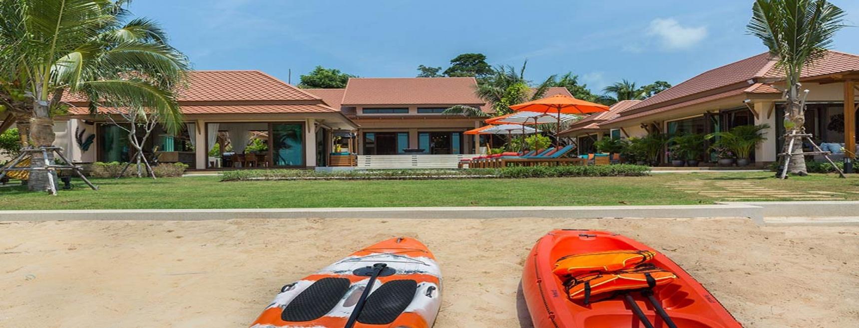 Plai Laem, North East, Koh Samui, 4 Bedrooms Bedrooms, 2 Rooms Rooms,Villa,Holiday Villa Rentals,1,1530